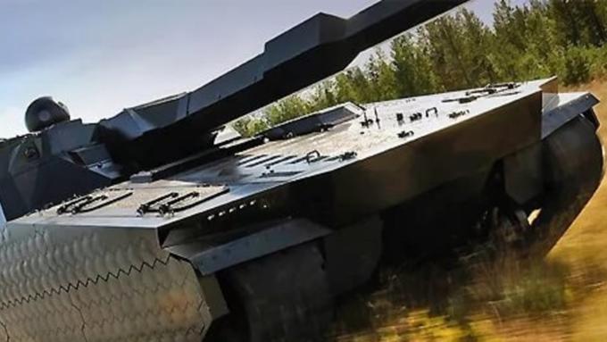 В Российской Федерации может появиться танк набазе БМП «Драгун»