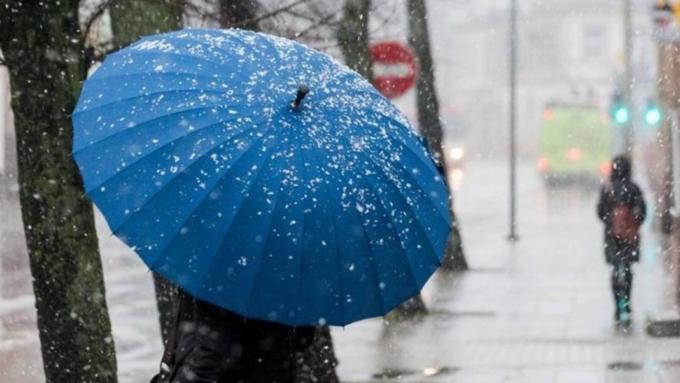 Мокрый снег иветер: какая погода предполагается навыходных вАлтайском крае?