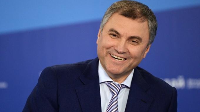 Сражаться скоррупцией в государственной думе будет Вячеслав Володин