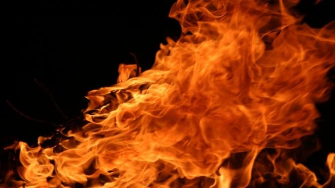 ВБарнауле местный гражданин совершил акт самосожжения ужилого дома