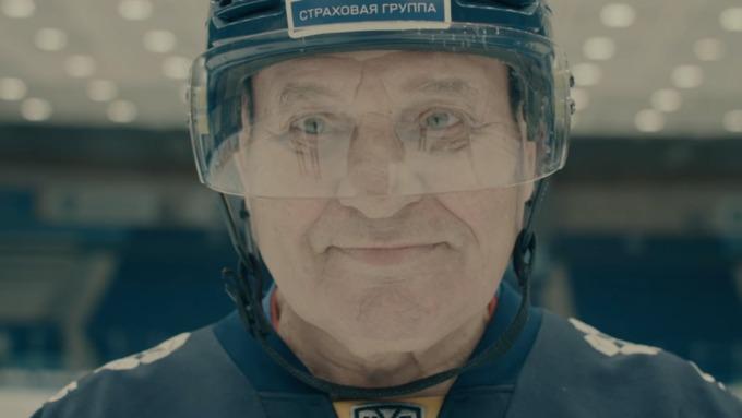 Хоккейная «Сибирь» сняла лиричный клип про собственных ветеранов