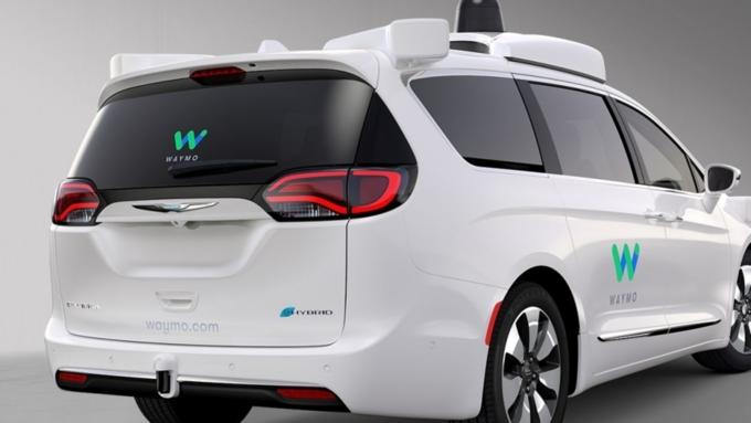 Беспилотные автомобили Waymo впервый раз выпустили наобщие дороги вАризоне
