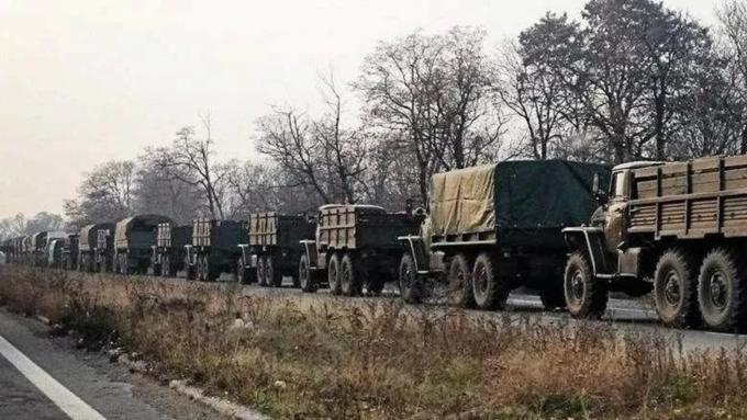 Сегодня на3 часа перекроют дорогу вАлтайском крае из-за военных