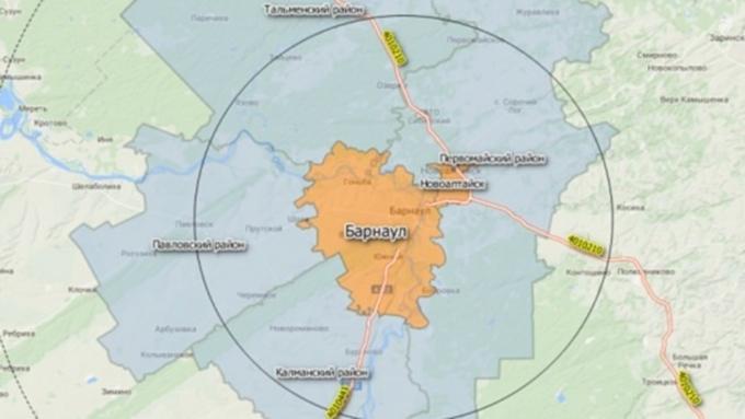 Наремонт дорог барнаульской агломерации истратят практически 2 млрд руб.