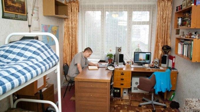 Студентов отфутболивают изобщежитий