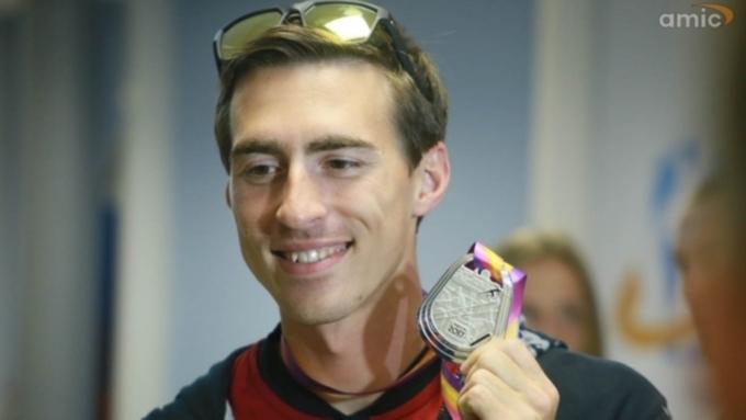 Сергей Шубенков признан лучшим легкоатлетом года в РФ