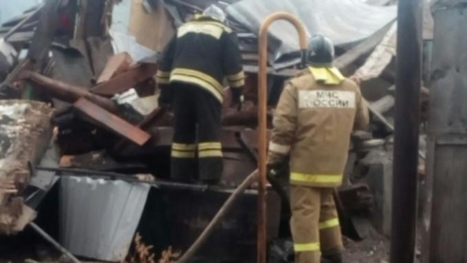 Скончался самый молодой изпострадавших при взрыве газа вселе Алтайское
