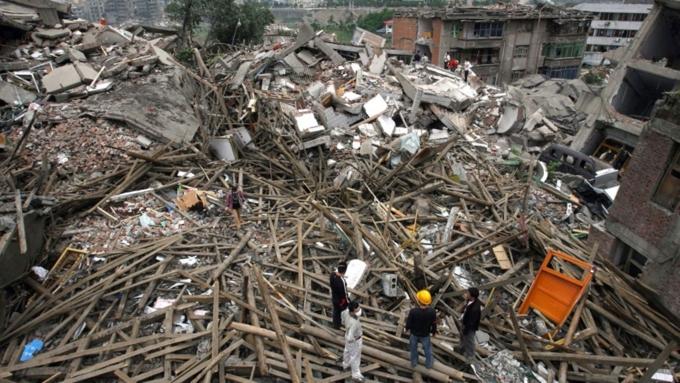 ВИране объявлен общенародный траур пожертвам землетрясения