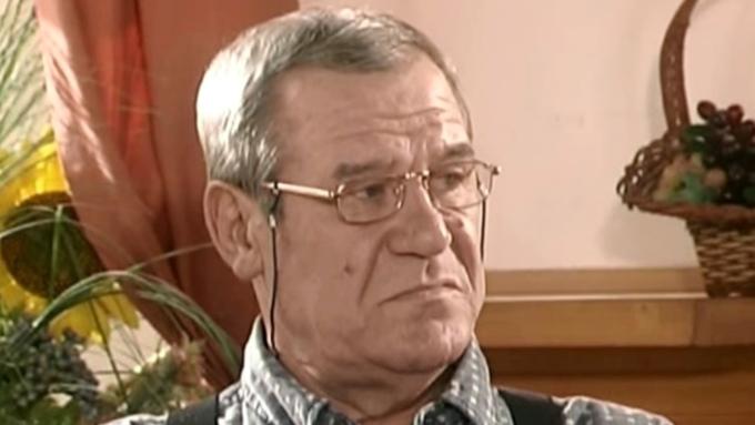 В российской столице  скончался известный  советский артист  Виталий Шаповалов