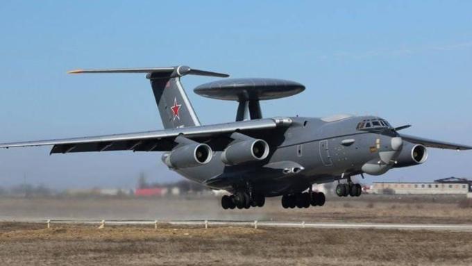 Русский «летающий радар» А-100 совершил 1-ый полёт
