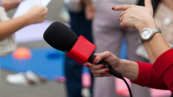 В столице России насъёмках избили журналистку «РенТВ»