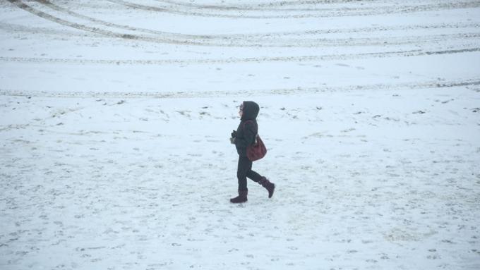 Похолодание исеверный ветер ожидают Алтайский край 26ноября