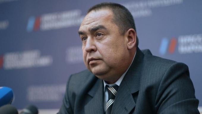 Спикер МВД: Главарь «ЛНР» Плотницкий убежал изоккупированного Луганска