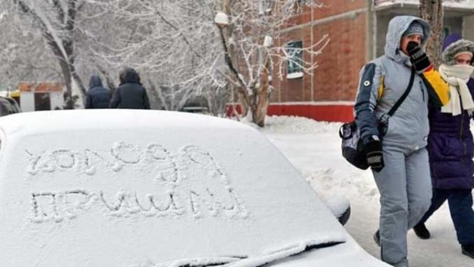 Пик холода пройден: опогоде вАлтайском крае 27ноября