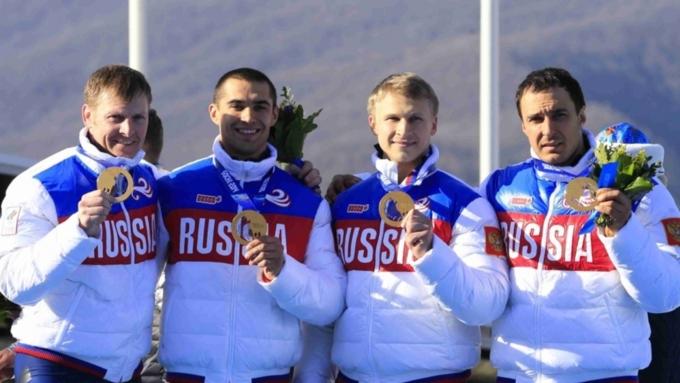 Иркутского бобслеиста Алексея Негодайло МОК лишил золотой медали Сочи