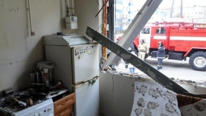 СКначал проверку после взрыва газа вмногоквартирном доме вИркутской области