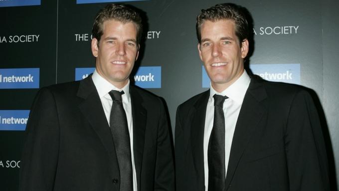 Братья-близнецы стали первыми вмире биткоиновыми миллиардерами