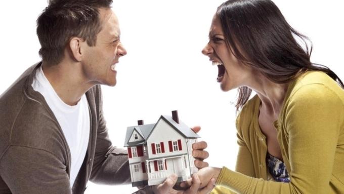 развод раздел имущества россия