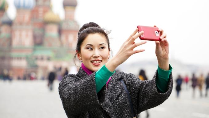 Число приезжающих в Российскую Федерацию туристов бьёт все рекорды