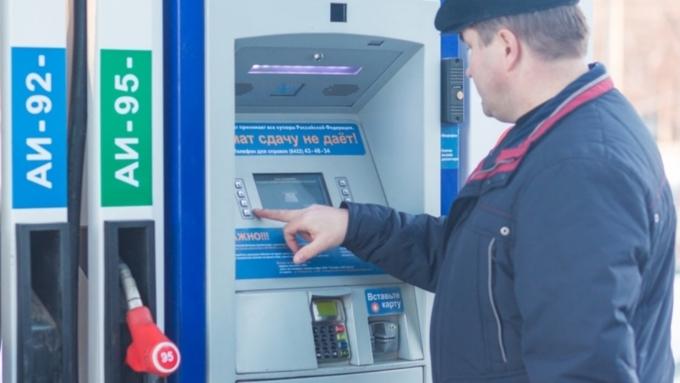 ВОмске отмечается безостановочный рост цен набензин