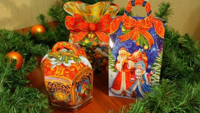 Всладких новогодних подарках недолжно быть жевательных резинок иледенцов— Роспотребнадзор