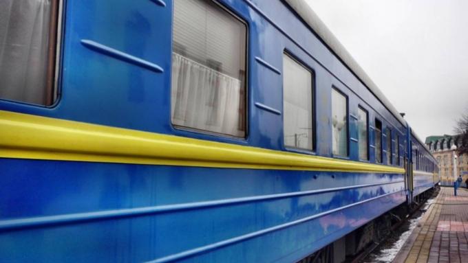 Новый украинский поезд доВены сломался, проехав 50 километров