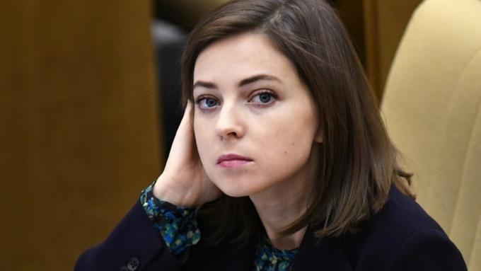 Наталья Поклонская показала свою квартиру в российской столице