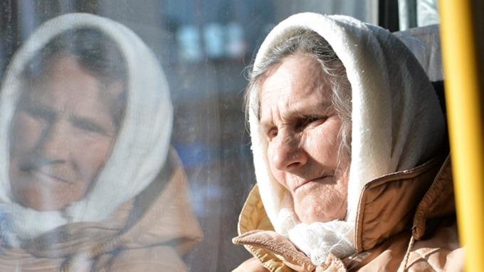 ПФР объявил , что в РФ  нет бедных пожилых людей