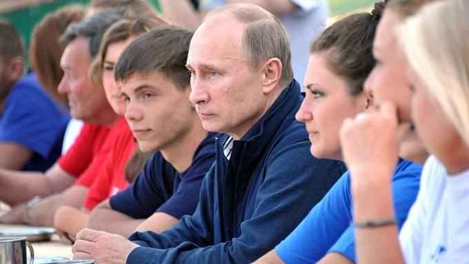Студенческие штабы вподдержку В. Путина открылись вВолгограде