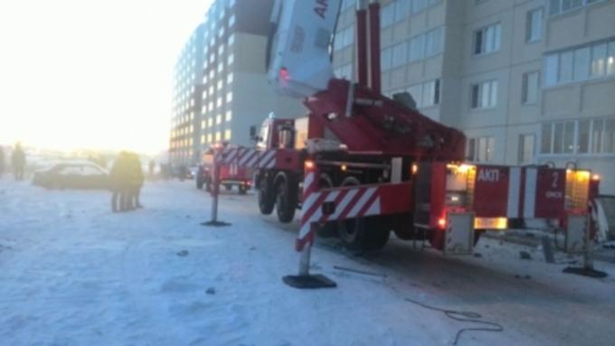 Мэр Фадина прервала командировку ивернулась вОмск из-за взрыва газа