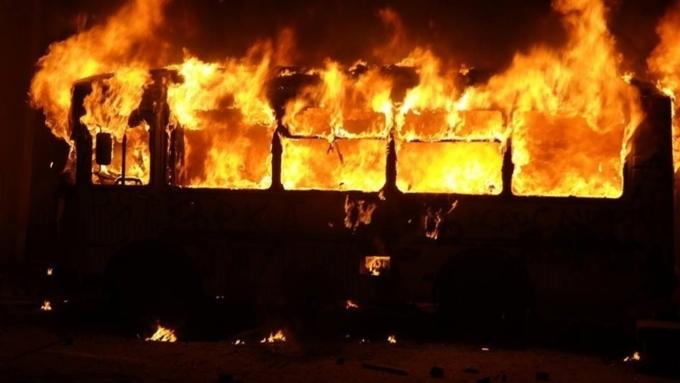 Группа детей изсгоревшего автобуса возвратится вБарнаул 13января