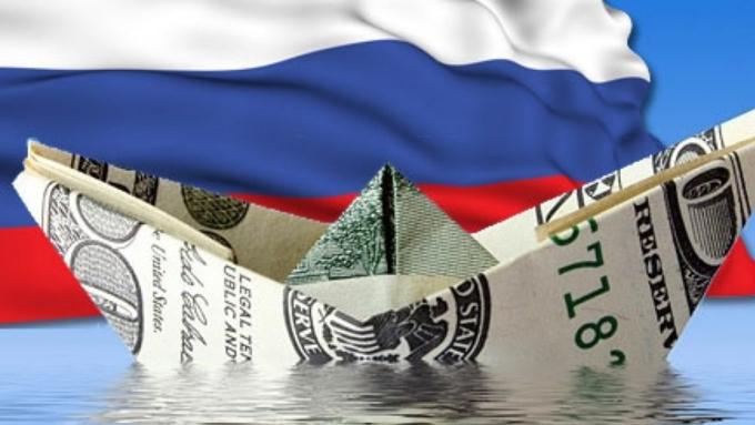 Чистый отток капитала из России вырос в 1,6 раза за год