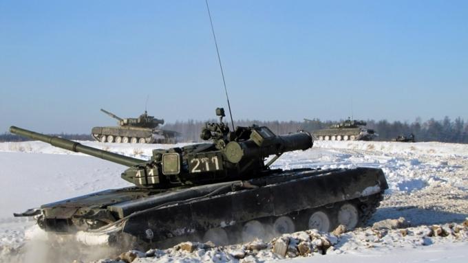 Под Челябинском танк раздавил военнослужащего-срочника