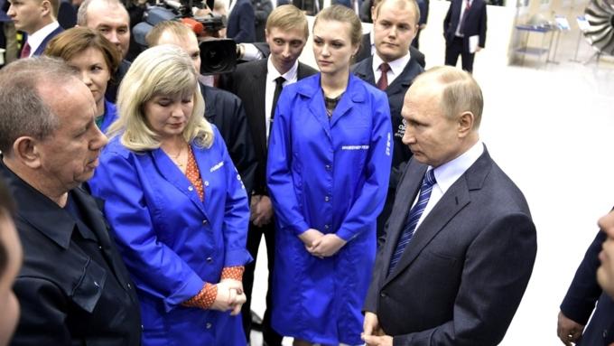 Путин поведал опредпосылках к уменьшению ипотечной ставки