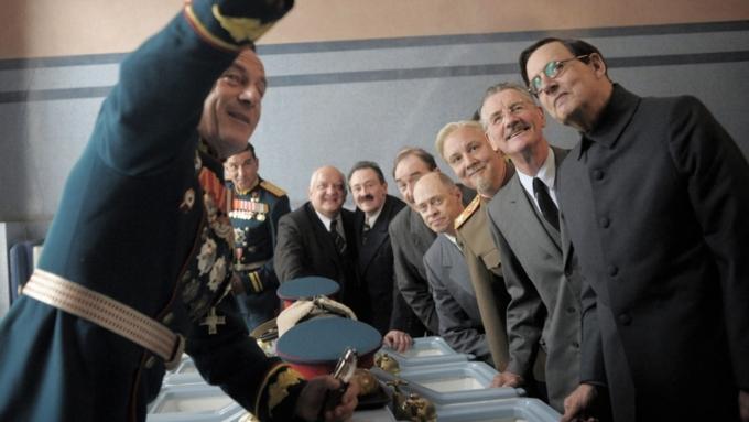 Минкульт: Начато расследование всвязи споказом «Смерти Сталина» в столице