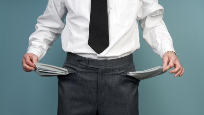 Объем долгов потенциальных банкротов достиг практически 32 млрд руб.