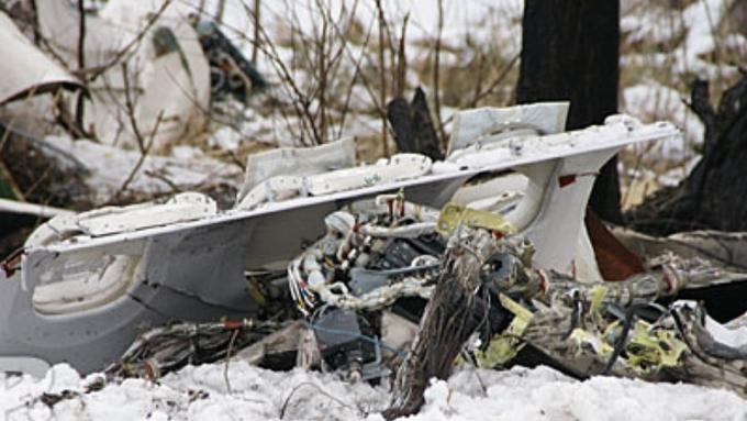 Второй пилот Ан-148 неимел профильного высшего образования