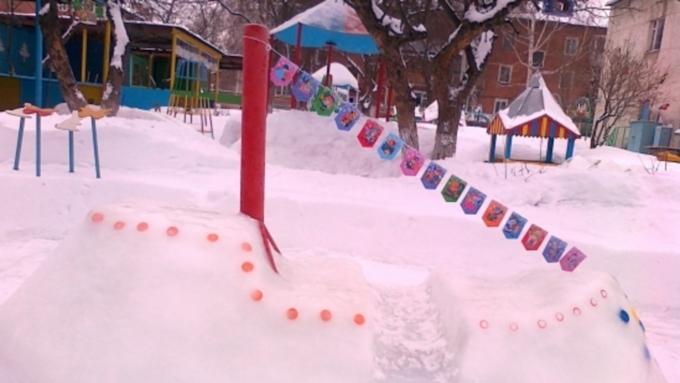В российской столице воспитанница детского садика скончалась вовремя прогулки