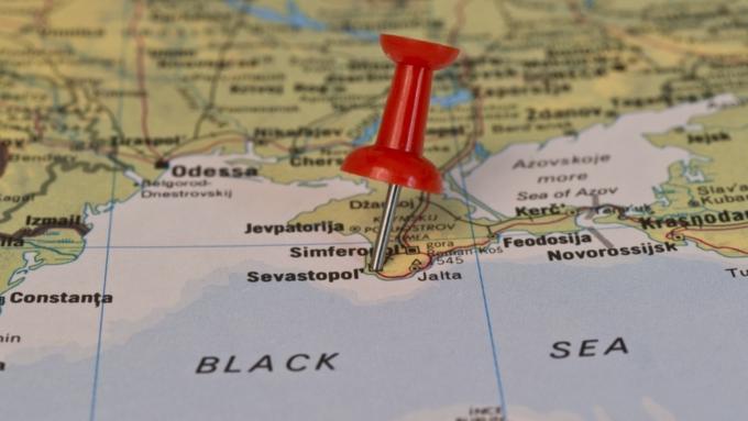 ВВенгрии изъяли измагазинов карты снеукраинским Крымом