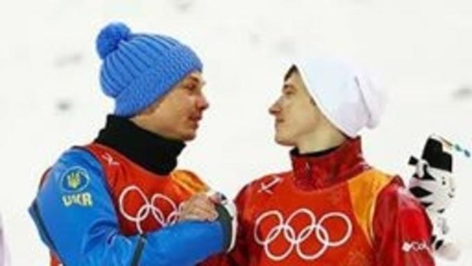 Кротов вышел вфинал состязаний полыжной акробатике наОлимпиаде