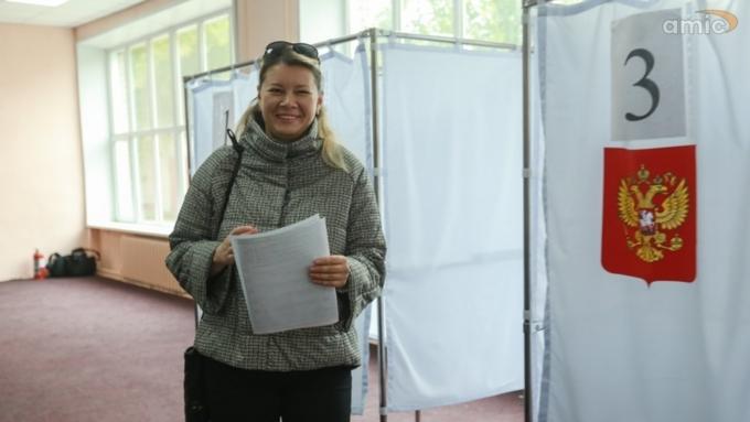 Неменее  40 000  рязанцев решили голосовать непоместу регистрации