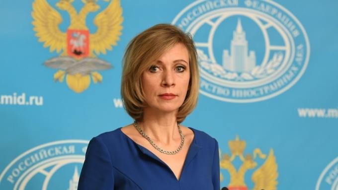 Официальный уполномоченный МИД Мария Захарова поведала онекорректном поведении депутата Слуцкого