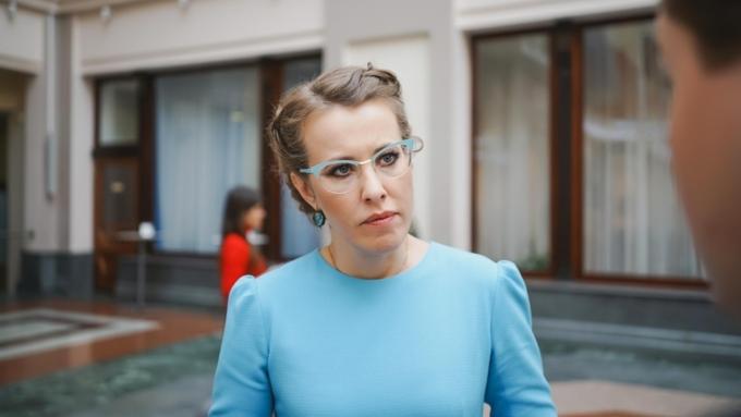 Ксения Собчак назвала глупостью внесение ее имени вбазу «Миротворца»