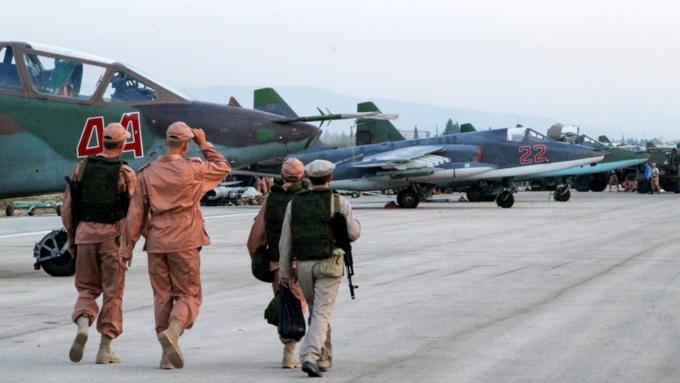 СМИ проинформировали о  попытке боевиков штурмовать  российскую авиабазу Хмеймим вСирии