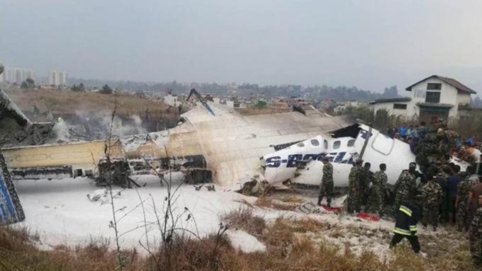 Минимум семь человек погибли— Авиакатастрофа вНепале
