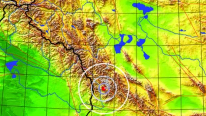 ВКузбассе случилось землетрясение