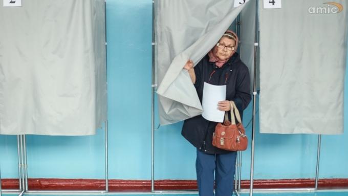 Трутнев проголосовал навыборах Президента России вЯкутске