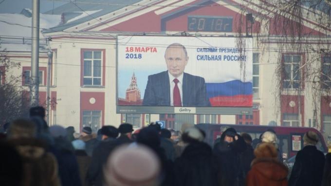 ВСибири ина далеком Востоке голосование проходит без инцидентов