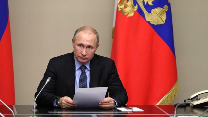Путин получил 76,6% голосов после обработки 99,5% бюллетеней— ЦИК