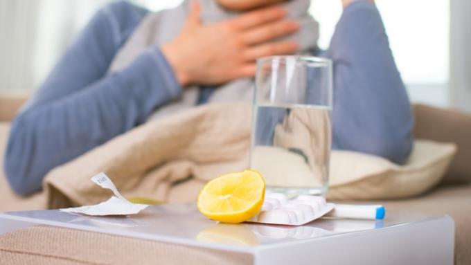 ВХарьковской области грипп «подхватили» неменее  9-ти  тыс.  человек
